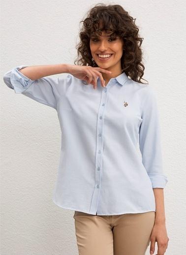 U.S. Polo Assn. U.S. Polo Assn. Mavi Gömlek Mavi